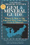 TreasureHunter's Gem & Mineral Guides To The U.S.A. Where & How to Dig, Pan And Mine Your Ow...
