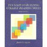 Ten Steps to Building College Reading Skills (Townsend Press Reading Series)
