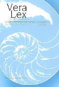 Vera Lex Leges Innumerae, Una Iustitia