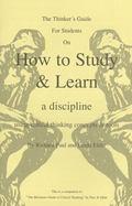Miniature Gde.f/stud.on How to Study...
