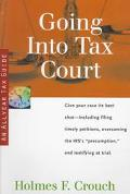 Going Into Tax Court: Tax Guide 505