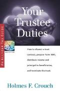 Your Trustee Duties Tax Guide 305