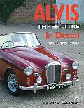 Alvis Three Litre in Detail Ta21 to Tf21, 1950-67