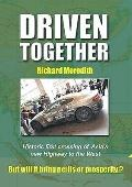 Driven Together: Historic First Crossing of Asia's New Highway to the West
