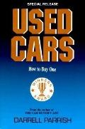 Used Cars How to Buy One