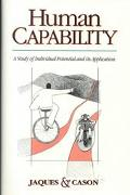 Human Capability A Study of Individual Potential and Its Objective Evaluation