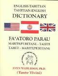English-Tahitian, Tahitian-English Dictionary