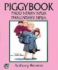 Piggybook Pho Ntawv Npua/Phau Ntawv Npua