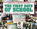 First Days of School: How to Be an Effective Teacher