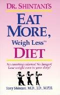 Eat More Weight Less Diet - Terry Shintani - Paperback