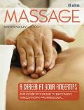Massage A Career at Your Fingertips