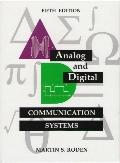Analog and Digital Communication Systems