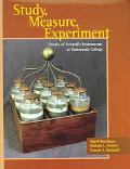 Study, Measure, Experiment Stories of Scientific Instruments at Dartmouth College