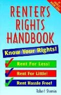Renter's Rights Handbook Know Your Rights