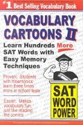 Vocabulary Cartoons II Building an Educated Vocabulary With Sight and Sound Memory AIDS
