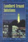 Landlord Tenant Solutions in California