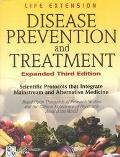Disease Prevention and Treatment Scientific Protocols That Integrate Mainstream and Alternat...