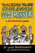 Teaching Your Children Good Manners