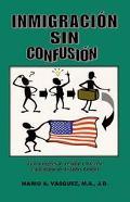 Immigracio Sin Confusion Como Ingresar, Residir Y Hacerse Ciudadoano De Estados Unidos