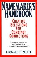 Namemaker's Handbook Creative Selections for Constant Connections