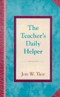 Teachers Daily Devotional Daily Meditations for Teachers
