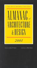 Almanac of Architecture and Design: 2001 Edition
