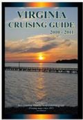 Virginia Cruising Guide 2010-2011 : Nautical Atlas of the Chesapeake Bay