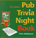 Complete Pub Trivia Night Book
