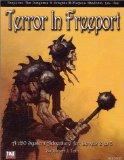 Terror in Freeport A D20 System Adventure for Levels 2 to 5