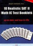 10 Realistic Sat II Math IC Test Booklets