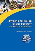 French and Italian Cuisine Passport