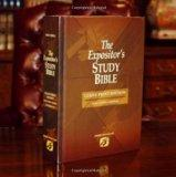 Expositor's Study Bible: Giant Print Edition