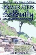 Prayer Steps to Serenity The Twelve Steps Journey New Serenity Prayer
