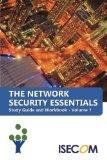 Network Security Essentials : Study Guide and Workbook - Volume 1