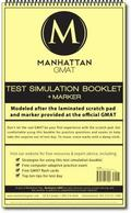 Manhattan GMAT Test Simulation Booklet