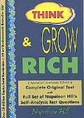 Think and Grow Rich: Complete Original, Unaltered Text : Special 70th Anniversary Edition