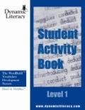 WordBuild Elements Level I Student Activity Book