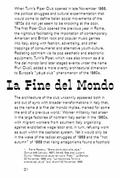 Fine Del Mondo by Marco Fusinato, Felicity D. Scott and Mark Wasiuta