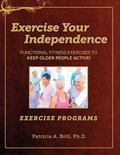 Exercise Your Independence Program Booklet
