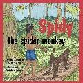 Spidy The Spider Monkey