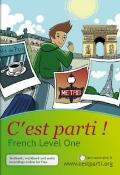C'est parti - French Level One : Le livre de L'�l�ve