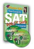 Private Tutor - WRITING - 5-Hour Interactive 2013 SAT Prep Course - DVDs & Book
