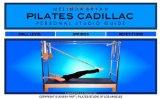 Pilates CADILLAC Personal Studio Guide