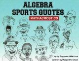 Algebra Sports Quotes: Mathacrostics