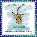All Santas Reindeer-Prancer