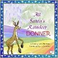 All Santas Reindeer-Donner