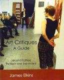 Art Critiques: A Guide (Second Edition)