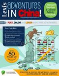 Lexi's Adventures in China : A Mandarin Numbers and Cultural Activity Workbook