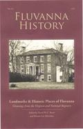Landmarks and Historic Places of Fluvanna : Gleanings from the Virginia and National Registers