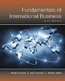 Fundamentals of International Business-3rd ed